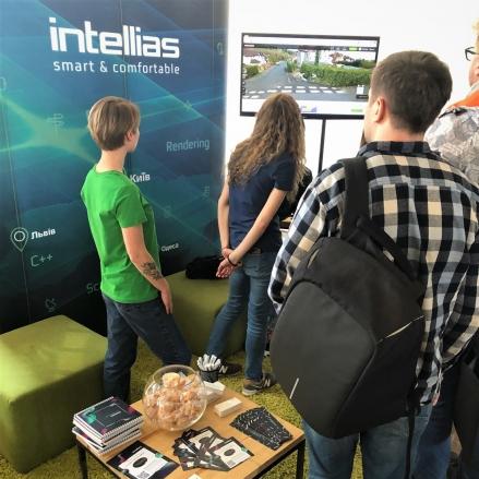 Події і акції смартової IT-компанії у Львові, Києві та усьому світі | Intellias