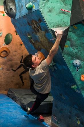 Чемпіонат зі спортивного скелелазіння «Діти Лазаренка»