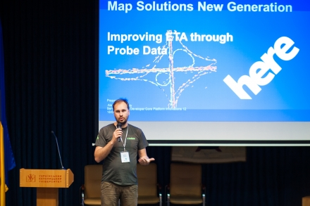 Конференція Map Solutions. New Generation.