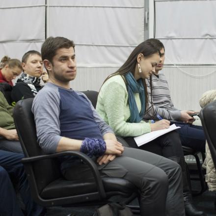 advanced communication training