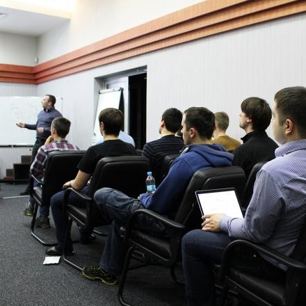 Python competencies at Intellias