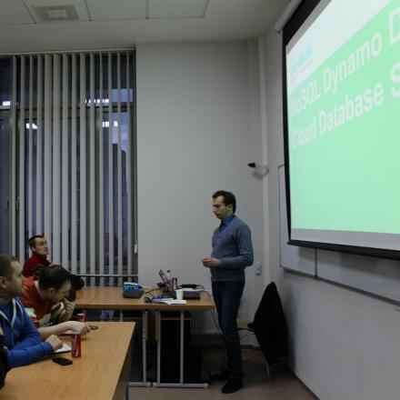 Tech talk on Amazon DynamoDB