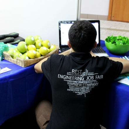 Intellias' presentation at Engineering Job Fair