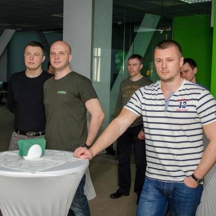 Відкриття нового офісу Інтелліас