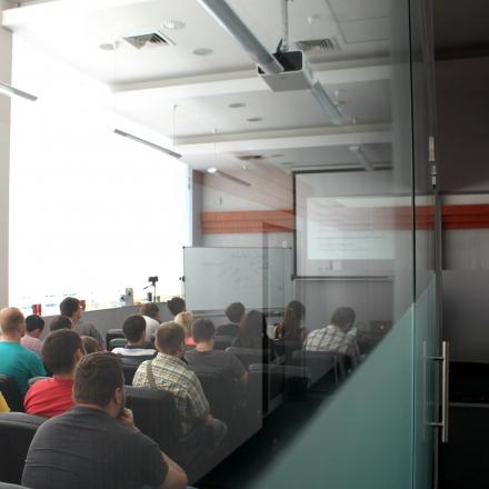 Machine Learning training at Intellias