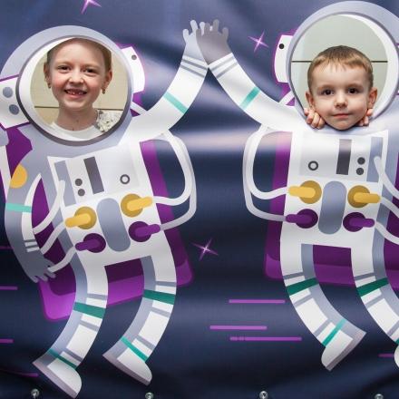 Як дітлахи планетами подорожували