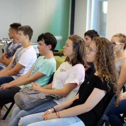 Діти, які вивчають JS відвідали Intellias
