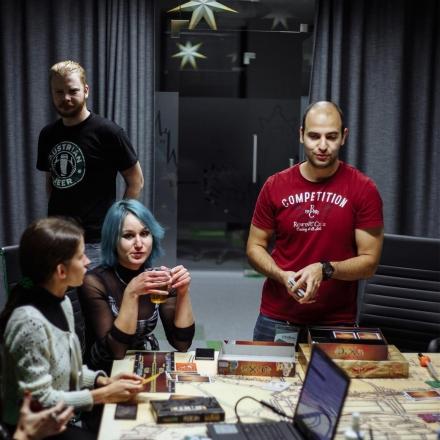 Гра на виживання або моторошний Геловін в Intellias