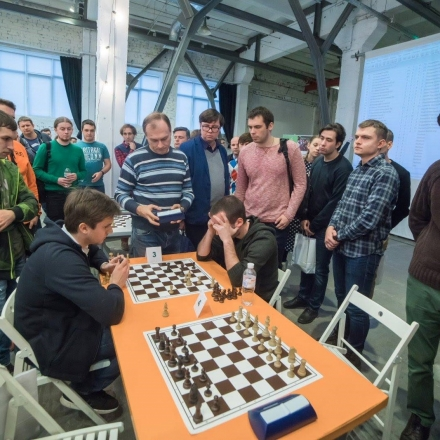 Вперше в Києві: Intelligent Chess Challenge