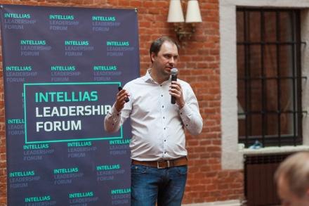 Intellias Leadership Forum 2018