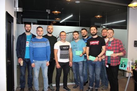 Турнір Intellias зі спортивного покеру