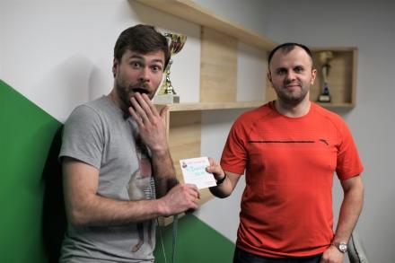 Пінг-понг турнір Intellias