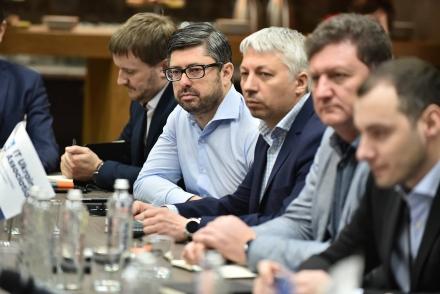 Зустріч лідерів ІТ компаній з Прем'єр-міністром України