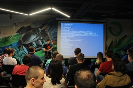 Intellias DevOps Meetup у Львові