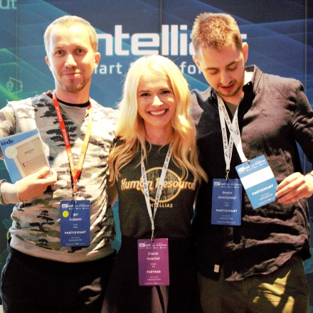 Intellias на конференції для шанувальників Java