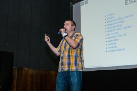 Шоста зустріч .NET спільноти: AWS, JavaScript та солодка вата