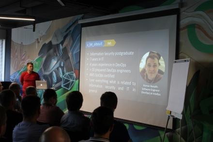 DevOps мітап: автоматизація розгортання інфраструктури на ECS та CloudFormation