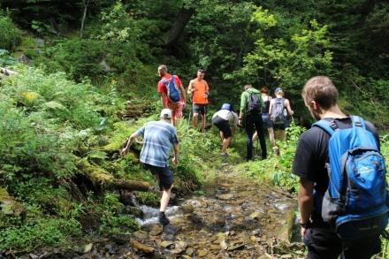 Як ми підкорюємо затуманені вершини та бурхливі ріки