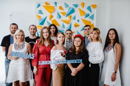 День Незалежності України у Intellias