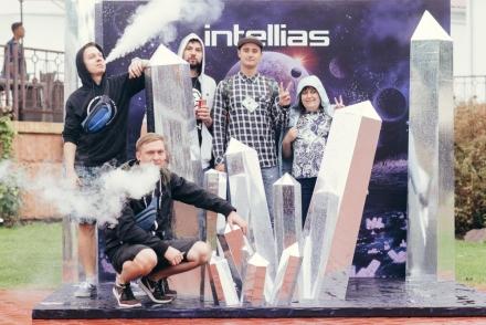 """Трансгалактична вечірка """"Intellias. The Sixth Element"""""""