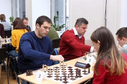 Шахові батли: Intellias провів Intelligent Chess Challenges