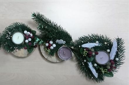 Різдвяний майстер-клас
