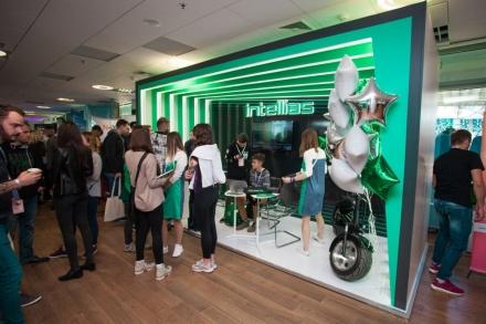 Intellias на IT Arena 2018
