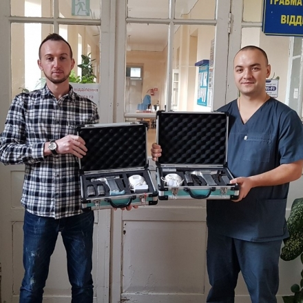 Підсумки благодійної акції до Дня захисника України в Intellias