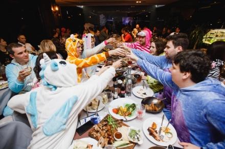 Новорічні вечірки Intellias 2019