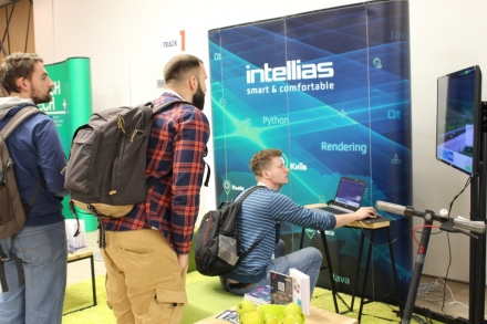 Intellias на DevOps Fest 2019