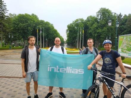 Традиційна веломандрівка #intellias_team