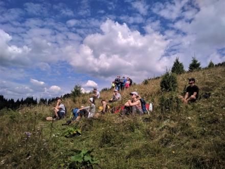 Мандрівка в гори Intellias