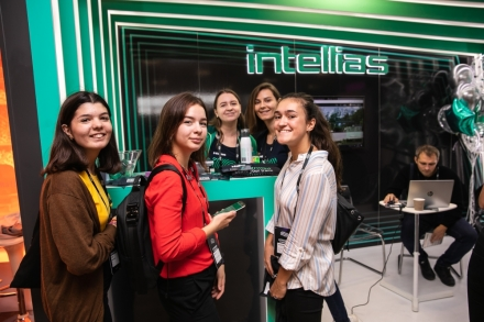 Intellias на IT Arena 2019